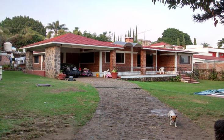 Foto de casa en venta en  11, lomas de cortes, cuernavaca, morelos, 1576470 No. 01