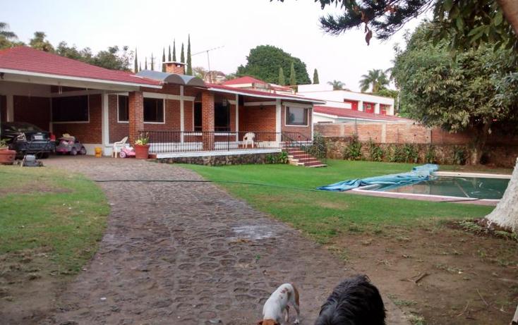 Foto de casa en venta en  11, lomas de cortes, cuernavaca, morelos, 1576470 No. 02