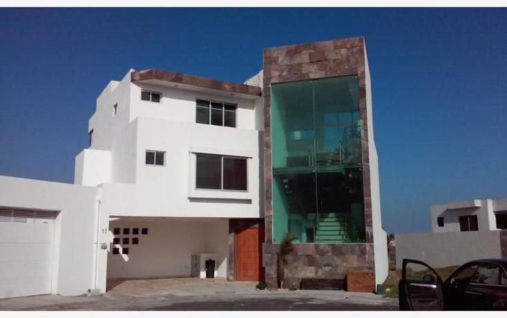 Foto de casa en venta en  11, lomas del sol, alvarado, veracruz de ignacio de la llave, 615391 No. 01