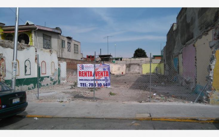 Foto de terreno comercial en venta en 11 norte 1110, santa maria acuyah, san andrés cholula, puebla, 1796474 no 01