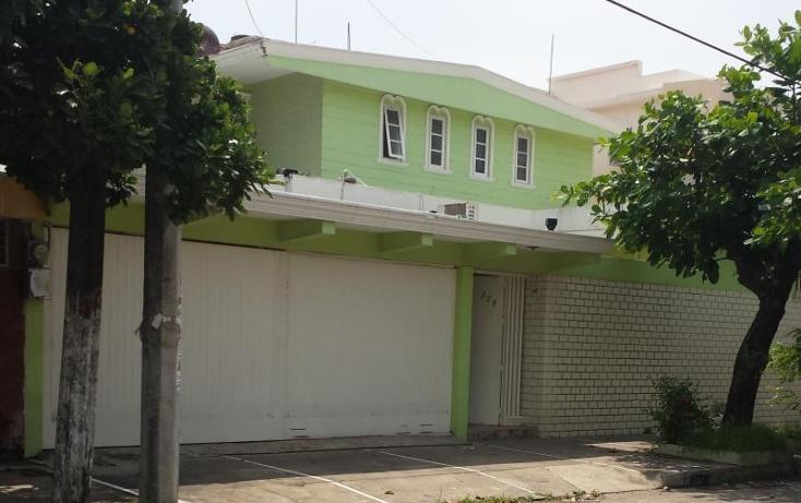Foto de casa en venta en  11, reforma, veracruz, veracruz de ignacio de la llave, 531489 No. 01