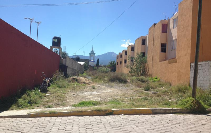 Foto de terreno habitacional en venta en  110, santa maria yancuitlalpan, huamantla, tlaxcala, 616531 No. 01