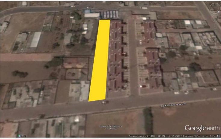 Foto de terreno habitacional en venta en  110, santa maria yancuitlalpan, huamantla, tlaxcala, 616531 No. 02