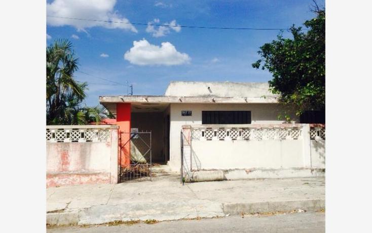 Foto de casa en venta en  110, yucatan, mérida, yucatán, 1533240 No. 01