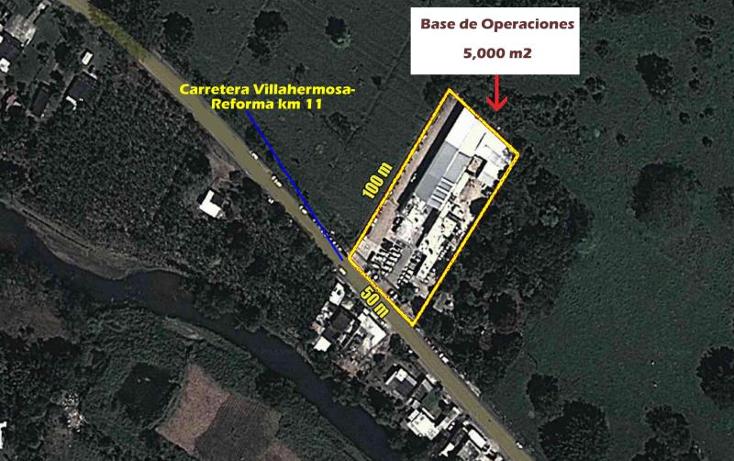 Foto de nave industrial en renta en  11000, rio viejo, centro, tabasco, 1739688 No. 06