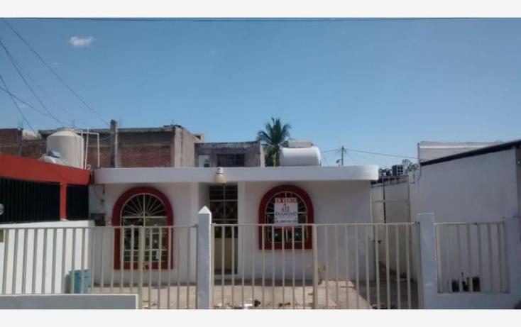 Foto de casa en venta en  1108, villa galaxia, mazatl?n, sinaloa, 1224111 No. 01