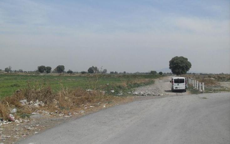 Foto de terreno industrial en venta en  110zip1/1, san antonio xahuento, tultepec, méxico, 706615 No. 05