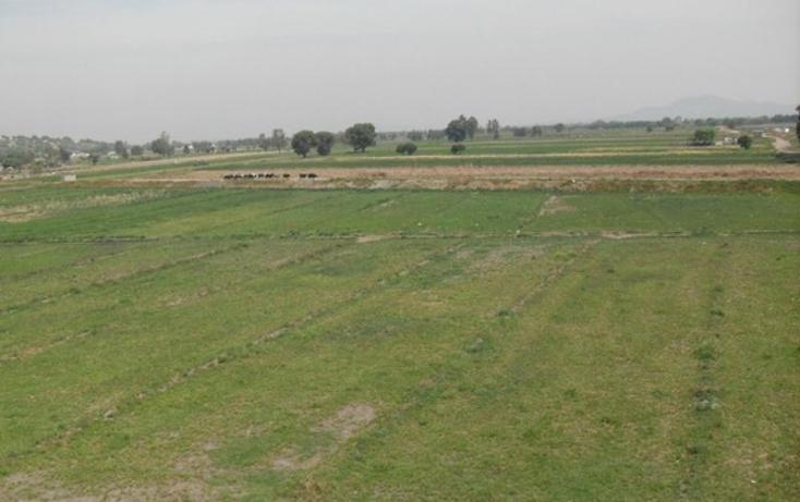 Foto de terreno industrial en venta en  110zip1/1, san antonio xahuento, tultepec, méxico, 706615 No. 07