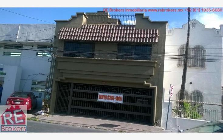 Foto de departamento en renta en  111, centro, monterrey, nuevo león, 2097140 No. 01