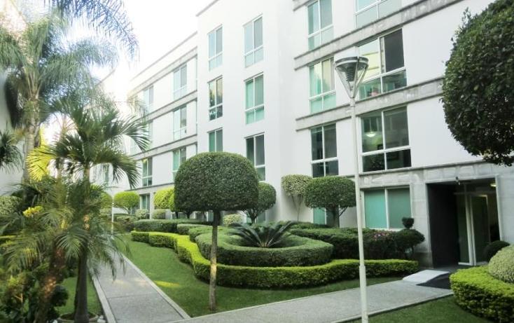 Foto de departamento en venta en  111, chapultepec, cuernavaca, morelos, 790131 No. 01