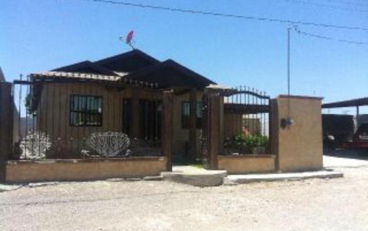 Foto de casa en venta en  111, el cenizo, piedras negras, coahuila de zaragoza, 2034476 No. 01