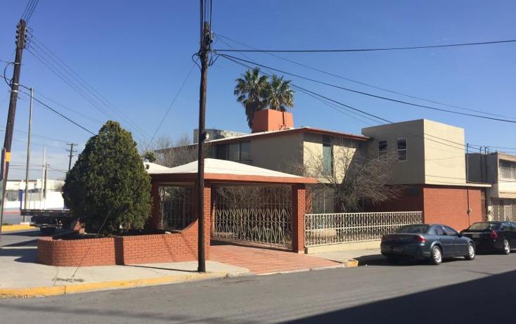 Foto de casa en renta en  111, jardines del valle, saltillo, coahuila de zaragoza, 1710774 No. 01