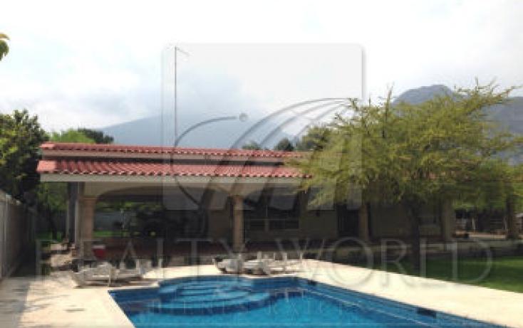 Foto de rancho en venta en 111, la huasteca 1er sect, santa catarina, nuevo león, 849719 no 01