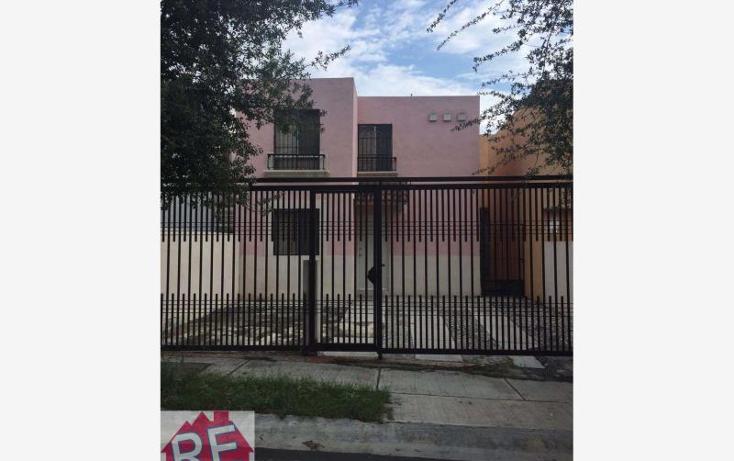 Foto de casa en renta en  111, los faisanes, guadalupe, nuevo león, 1986818 No. 01
