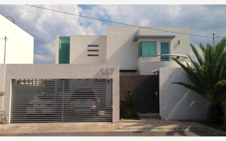 Foto de casa en venta en  111, los olivos, saltillo, coahuila de zaragoza, 1530332 No. 01