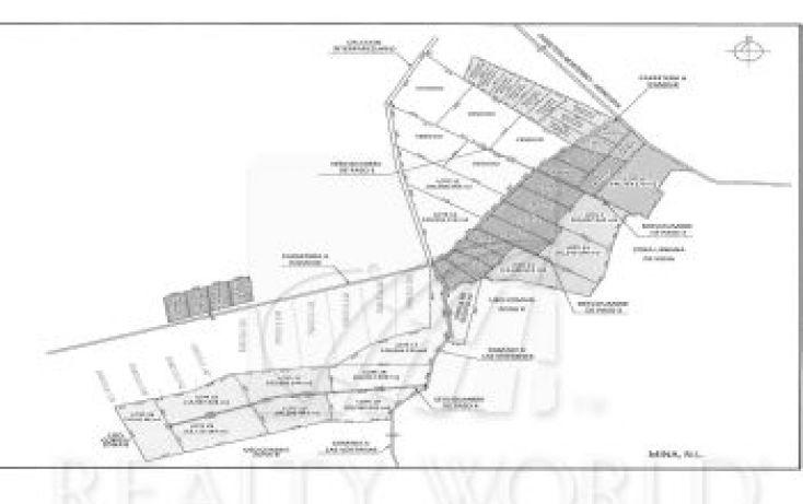 Foto de terreno habitacional en venta en 111, mina, mina, nuevo león, 2012793 no 01