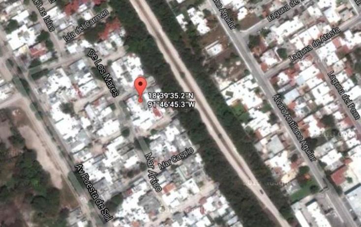Foto de terreno habitacional en venta en  111, puesta del sol, carmen, campeche, 586254 No. 01