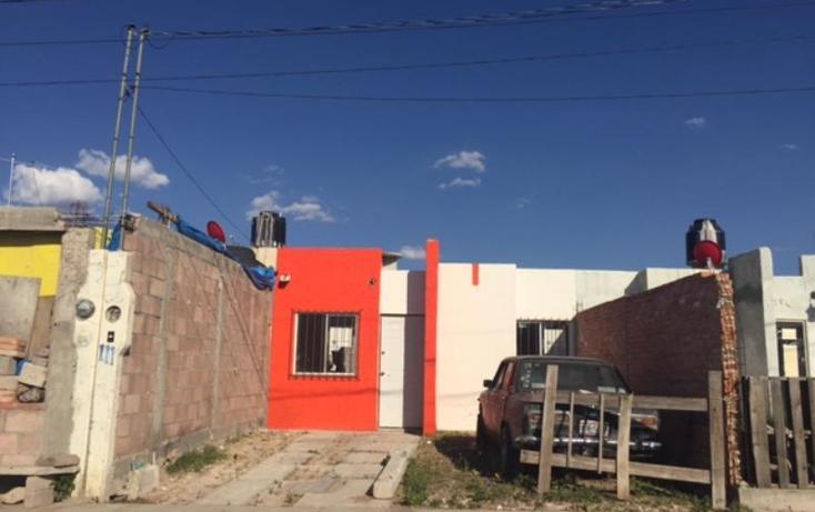 Foto de casa en venta en  111, san josé del barranco, san francisco de los romo, aguascalientes, 1727998 No. 02