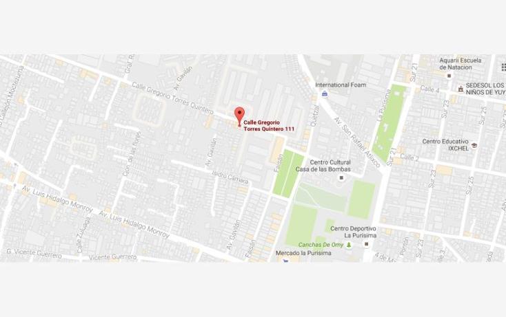 Foto de casa en venta en  111, san miguel, iztapalapa, distrito federal, 2466671 No. 05