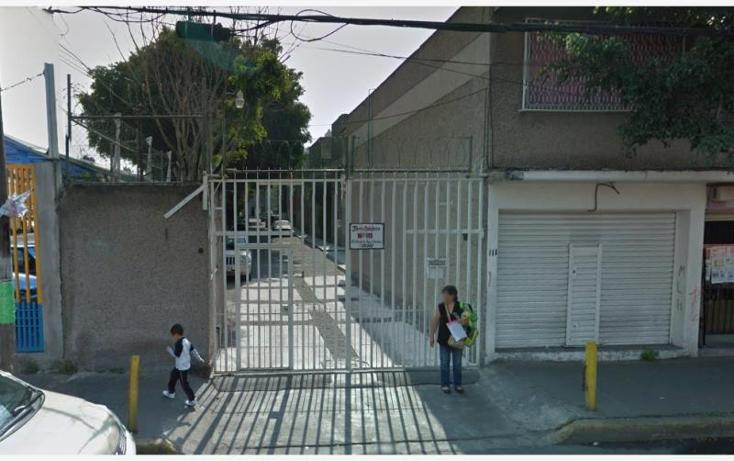 Foto de casa en venta en  111, san miguel, iztapalapa, distrito federal, 967211 No. 01