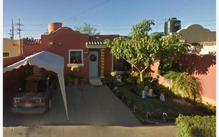 Foto de casa en venta en  111, villa dorada, navojoa, sonora, 1978774 No. 01