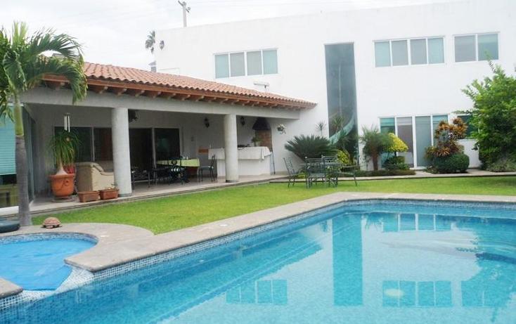 Foto de casa en venta en  111, villas del lago, cuernavaca, morelos, 595701 No. 01