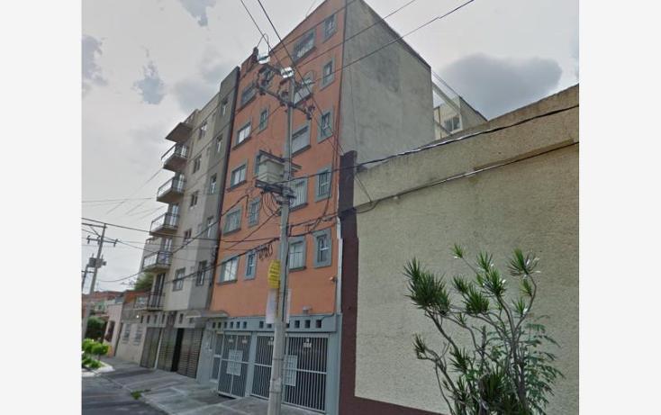 Foto de departamento en venta en  111, zacahuitzco, benito juárez, distrito federal, 1985226 No. 01
