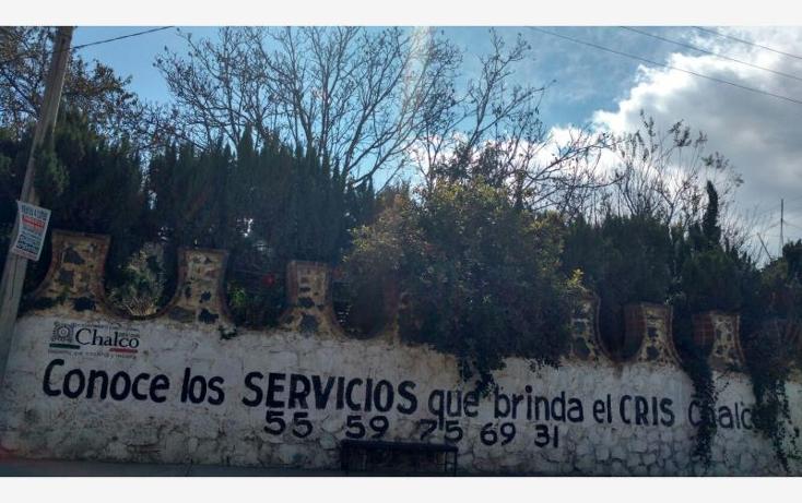 Foto de terreno habitacional en venta en  1111, san mateo tezoquipan miraflores, chalco, méxico, 1588566 No. 04