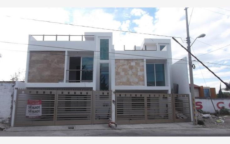 Foto de casa en venta en  11111, loma encantada, puebla, puebla, 1766280 No. 01