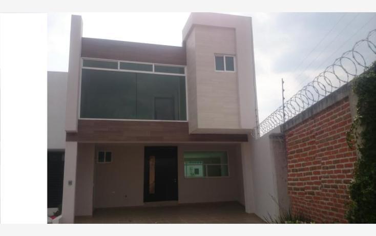 Foto de casa en venta en  1116, la carcaña, san pedro cholula, puebla, 1953818 No. 01