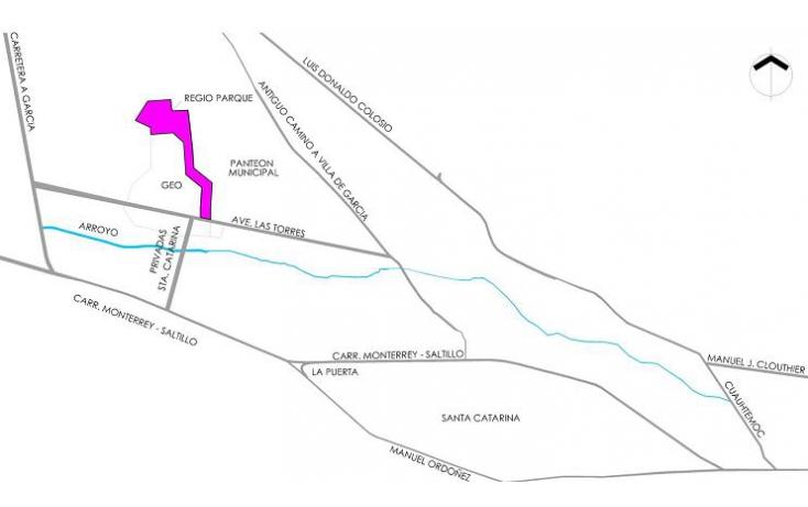 Foto de terreno habitacional en venta en 111avlastorres, bosques la huasteca, santa catarina, nuevo león, 254010 no 01