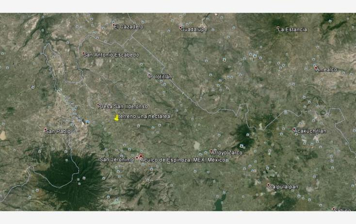 Foto de terreno comercial en venta en  112, aculco de espinoza, aculco, méxico, 626201 No. 06