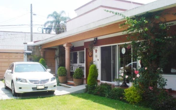 Foto de casa en venta en  112, hacienda tetela, cuernavaca, morelos, 590872 No. 01