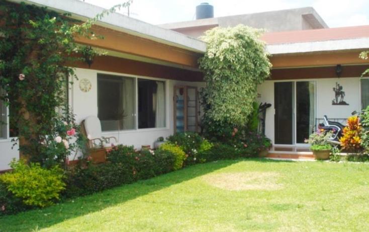 Foto de casa en venta en  112, hacienda tetela, cuernavaca, morelos, 590872 No. 02