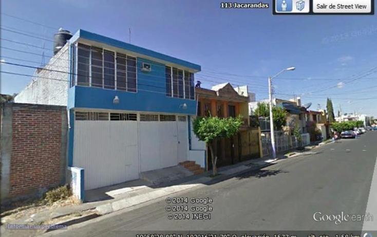 Foto de casa en venta en  112, las fuentes, zamora, michoacán de ocampo, 502692 No. 03