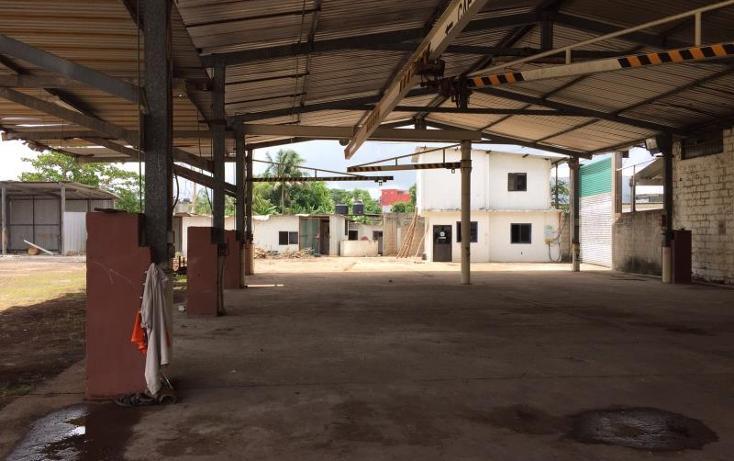 Foto de nave industrial en renta en  112, miguel hidalgo, centro, tabasco, 1037803 No. 02
