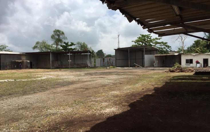 Foto de nave industrial en renta en  112, miguel hidalgo, centro, tabasco, 1037803 No. 04