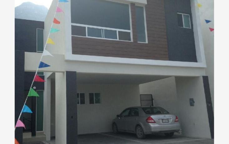 Foto de casa en venta en  1120, cumbres elite 8vo sector, monterrey, nuevo le?n, 1456461 No. 01