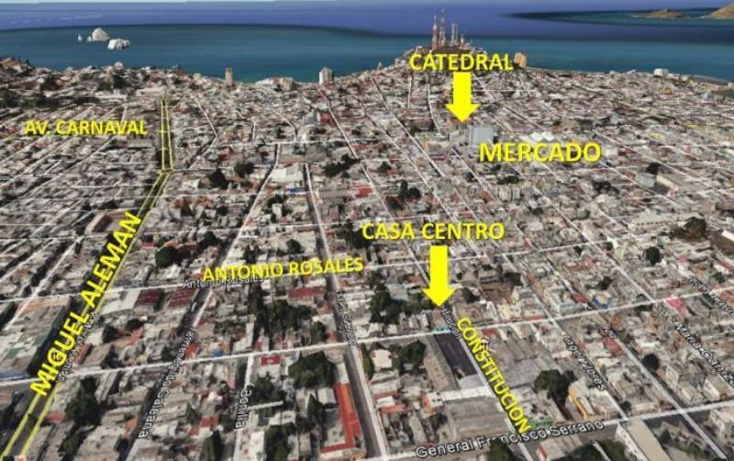 Foto de casa en venta en  1124, centro, mazatlán, sinaloa, 1793682 No. 03