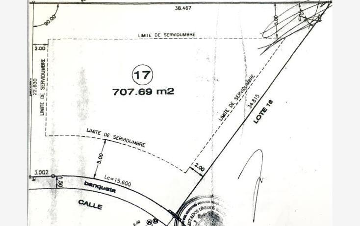 Foto de terreno habitacional en venta en  113, campo nogal, tlajomulco de zúñiga, jalisco, 1649508 No. 07
