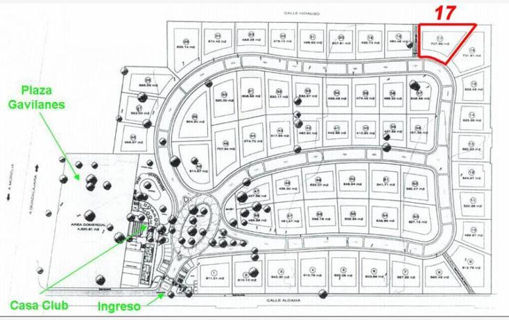 Foto de terreno habitacional en venta en  113, campo nogal, tlajomulco de zúñiga, jalisco, 1649508 No. 08