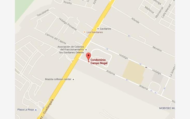 Foto de terreno habitacional en venta en  113, campo nogal, tlajomulco de zúñiga, jalisco, 1649508 No. 09