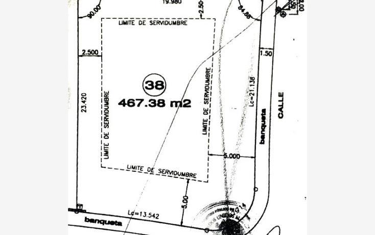 Foto de terreno habitacional en venta en  113, campo nogal, tlajomulco de zúñiga, jalisco, 1650302 No. 07