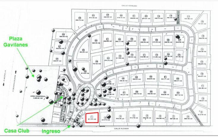 Foto de terreno habitacional en venta en  113, campo nogal, tlajomulco de z??iga, jalisco, 960527 No. 08
