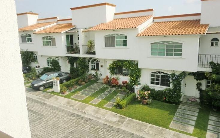 Foto de casa en venta en  113, la parota, cuernavaca, morelos, 383523 No. 29