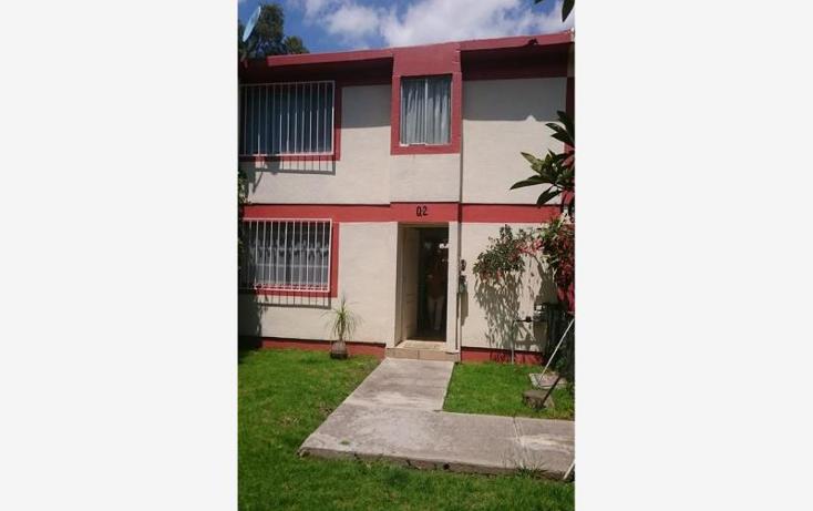 Foto de casa en venta en  113, los reyes ixtacala 2da. secci?n, tlalnepantla de baz, m?xico, 2039968 No. 16