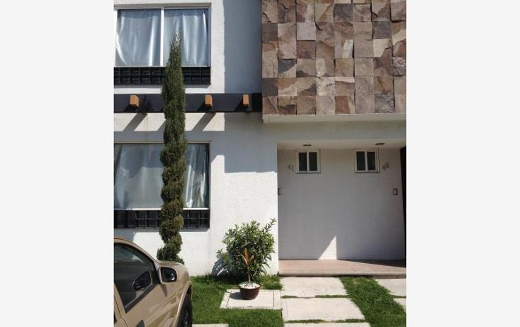 Foto de casa en renta en  11308, bosques de los héroes, puebla, puebla, 417716 No. 01