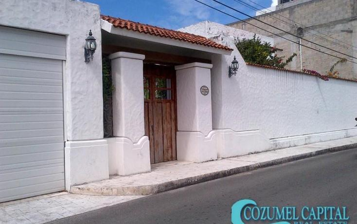 Foto de casa en venta en casa lool, 25 avenida entre 17 y 19 sur 1132, cozumel, cozumel, quintana roo, 1138813 No. 01