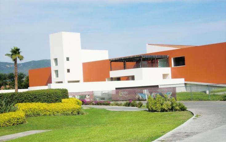 Foto de terreno habitacional en venta en  114, paraíso country club, emiliano zapata, morelos, 1766942 No. 12
