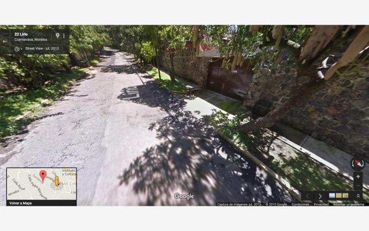 Foto de terreno habitacional en venta en  114, rancho cortes, cuernavaca, morelos, 1585030 No. 01